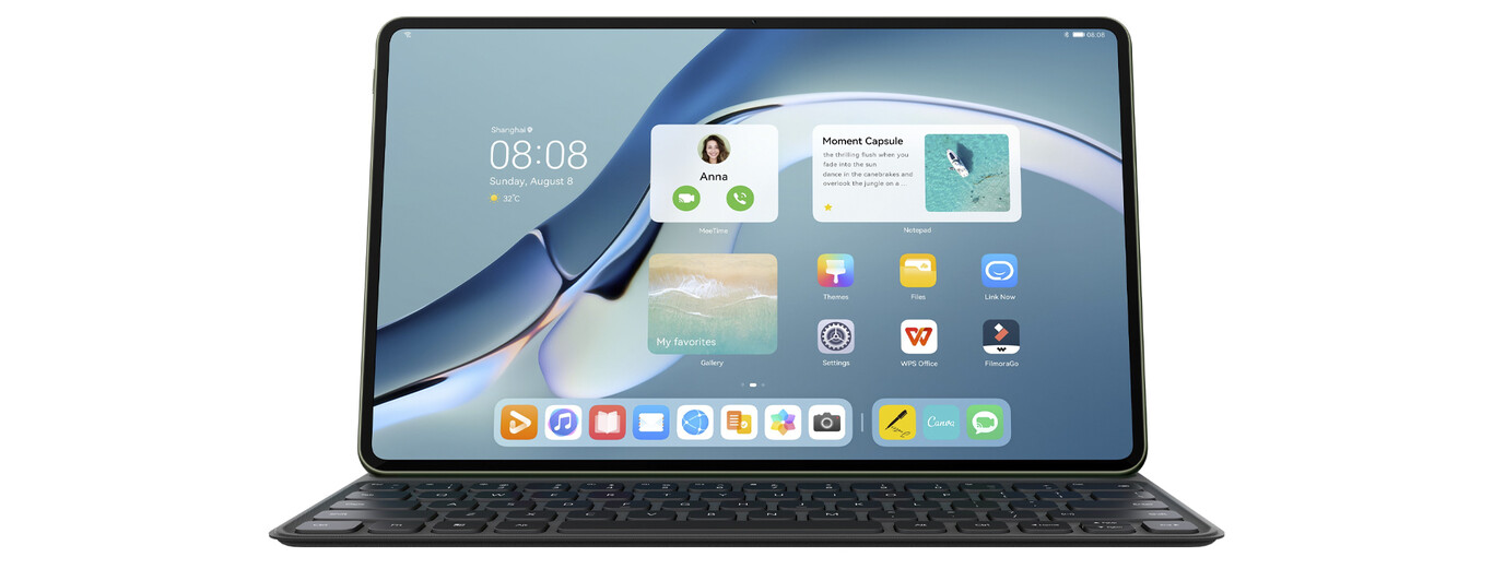 Huawei MatePad Pro 12.6-inch - Magnetic keyboard