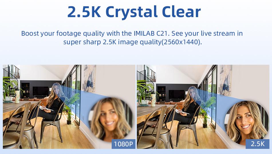 IMILAB C21 - Camera Features